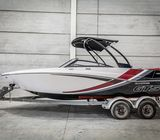 BRAND NEW - GLASTRON GTS 205, POWERED BY 250 HP