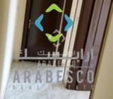Convenient 2 BHK Flat with Balcony in Shabiya 11