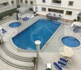 Pool View   3 BHK Apartment in Plaza JVC