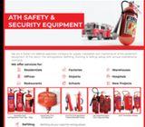 Fire extinguishers & AMC