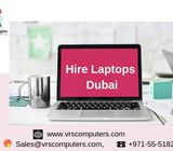Rent a Laptop for Business in Dubai at VRS Technologies