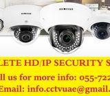 CCTV Camera installation fixing company 0557226307 in Sharjah