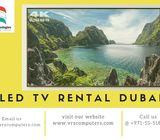 Rent LED TV at VRS Technologies call us 055-5182748 for order