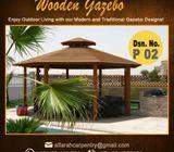 Gazebo And Pergola Suppliers | Garden Gazebo | Wooden Gazebo Dubai