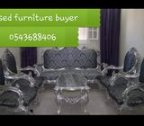0543688406 I buying all used furniture in UAE