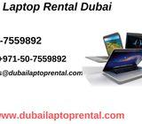 Laptop Rental - Call Us @ +971-50-7559892