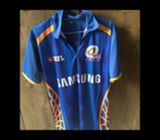 Mumbai Indians and Chennai Super kings jersey