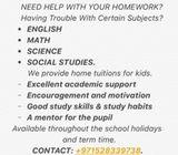 Female Teacher Home Tuition Available