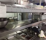 XLR Rail Management System for Commercial Kitchen