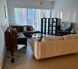 Fully furnished| Great interior| Storage