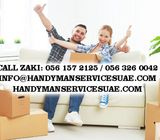 Handyman Packers and Movers Dubai -  Lowest Rates | 056 157 2125