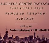 Now! You can get a General Trading license