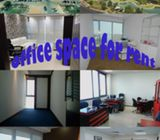 Available office space for lower price 16,000dhs
