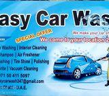 Easy car wash at your home stepsمن السهل غسل السيارات في خطوات منزلك