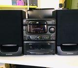 Pioneer stereo music