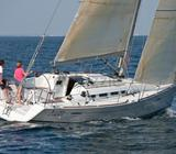 """Developed in collaboration with Farr Yacht Design, the First 35 was elected """"Yacht of the Year"""" by V"""