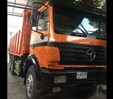 Six wheel tipper truck 30 tons capacity