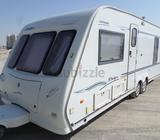 CAMPING CARAVAN, COMPASS RALLYE, 200227FT TWIN WHEELEXCELENT CONDITION INSIDE AND OUT,SLEEPS 4 (FIXE