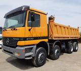 Mercedes Benz 4140 Tipper Truck 8x6 excellent conditions