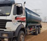 Salt water tanker good running condition