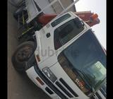 Hiab crane for salePickup model 2007 and 11 ton capacityCrane model 2007 and 5 ton capacityPrice AED