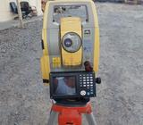 Excellent condition Compact Robotic Total Station TOPCON DS-103AC (Direct Aiming Station) with 2.5 M