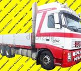 For saleVolvo FH-12500 HorsepowerGlobetrotter cabinNormal gearbox22 Feet chassis length29,4 Feet tot
