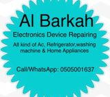 Ac repairing and installation in Sharjah
