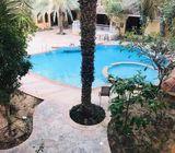 Excellent 4 bed room compound villa for rent in Al Safa 1