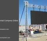 Indoor Video Wall Rentals in Dubai UAE