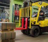 Overview Of Forklift Camera
