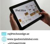 iPad Lease - Hire iPads for Meetings in Dubai - Rent iPad Dubai