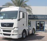 2013  MAN TGS 18.440 4X2 in Dubai
