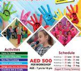 Summer Camp 2019 Play & Learn at Al Nahda 2, Dubai