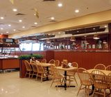 WELL MAINTAINED RUNNING FINE DINE RESTAURANT & CAFE