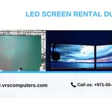 LED Screen rental for Exhibitions in Dubai UAE