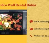 LED Wall Rental Services in Dubai UAE