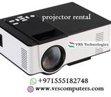 HD,DVD,LED,LCD Projector Rental - Projector for Rent in Dubai