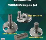 Crank Webs and Pins for YAMAHA Super Jets