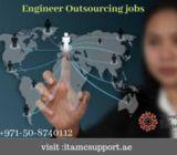 Engineer Outsourcing jobs Dubai -2019