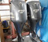 2014 Yamaha 350hp, F350XCA 5.3L V8 Four Stroke / Whatsapp : +971581704088