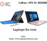 Cheap and best Laptops for rent with free shipping process.