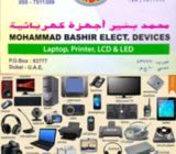 We buy any type of electronic scrap items