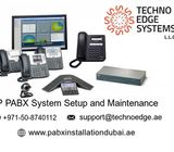 PABX | PBX Installation Services | IP PABX Systems Dubai