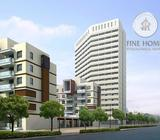 Nice Building in Electra Street . Abu Dhabi