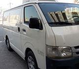 COOLmove Refrigerated Transport Chiller Van Rental Dubai