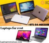Laptops for rent from Best Rental Service Provider in Dubai - Laptop rental uae