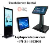 Touch Screen Kiosk On Rent | Touch Screen rental