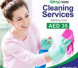 Best cleaning and part time maid service