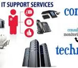 Outsourced IT Services in Saifzone Ajman Freezone - Call 0553955701
